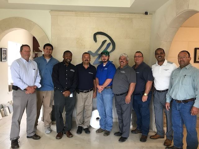 Dallas Limestone BRE Visit with City Staff July 2018