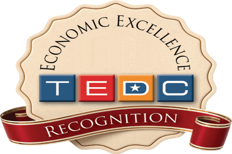 TEDC Recognition Banner