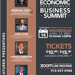 NEW EDC Business Summit Flyer 2021