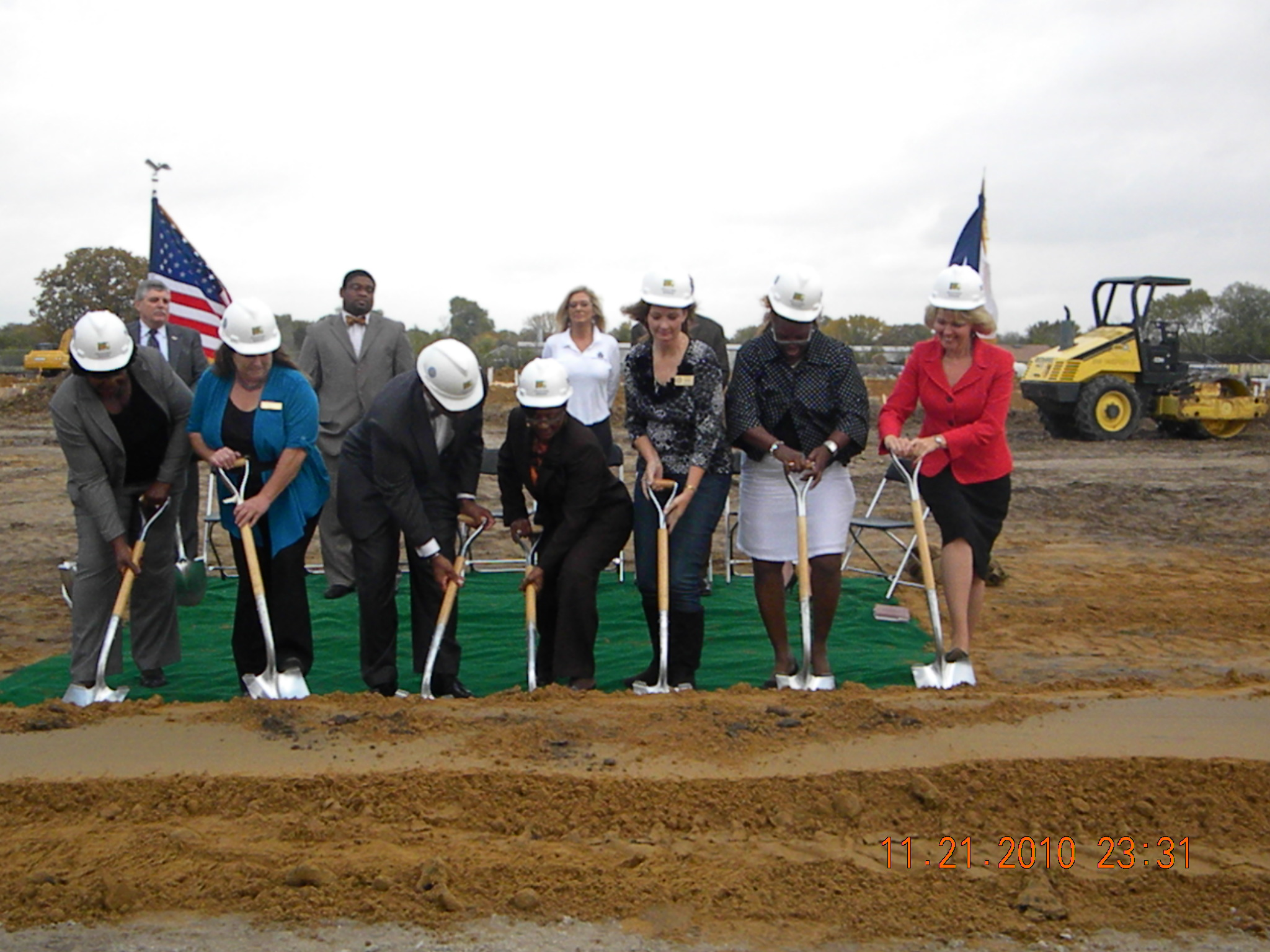 Peachtree Ground Breaking
